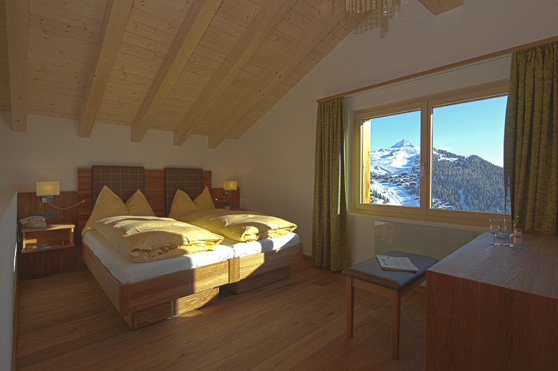 Waldhaus Bettmeralp Suite