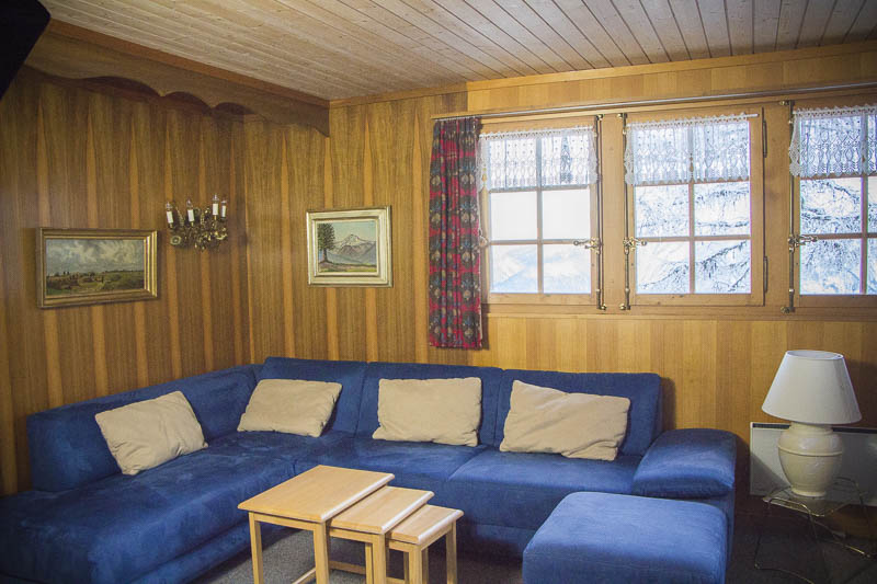 Waldhaus Bettmeralp Appartement Florian