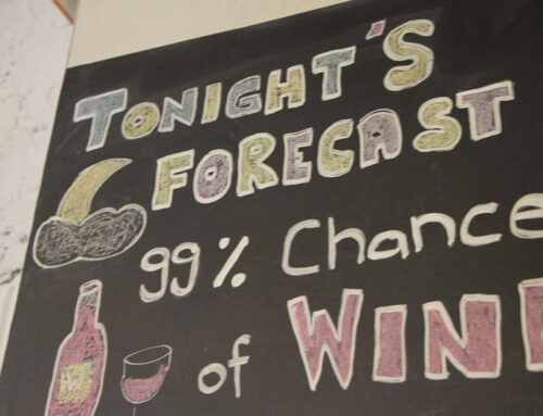Tonight's Forecast Wine
