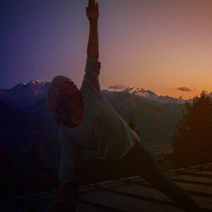Yoga Dach