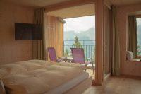 Balkon Holz100 Zimmer