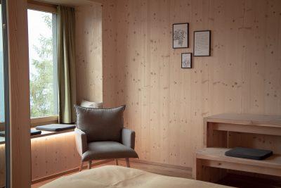 Akazien Zimmer